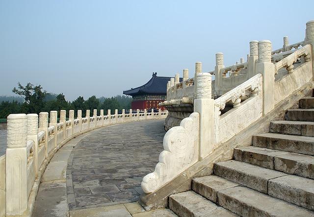 天壇:北京の皇帝祭壇の画像2