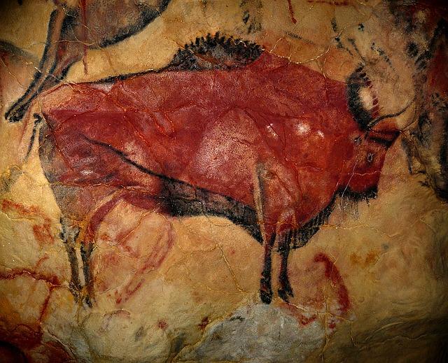 アルタミラ洞窟と北スペインの旧石器時代の洞窟画の画像1