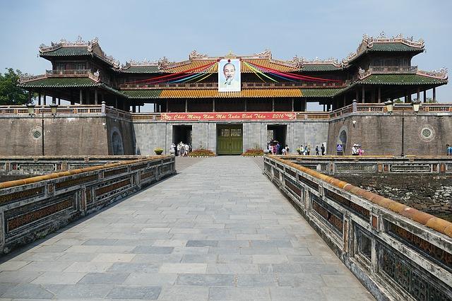 フエの歴史的建造物群の画像2