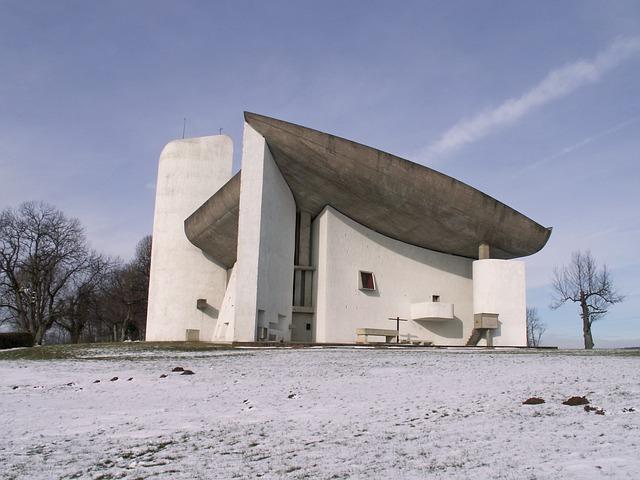 ル・コルビュジエの建築作品-近代建築運動への顕著な貢献-の画像1