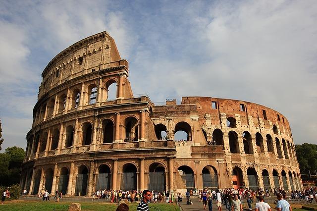 ローマ歴史地区、教皇領とサン・パオロ・フオーリ・レ・ムーラ大聖堂の画像1