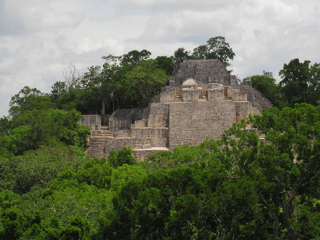 カンペチェ州、カラクムルの古代マヤ都市と熱帯保護林の画像1