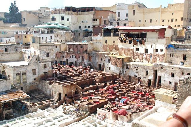 フェズの旧市街の画像1