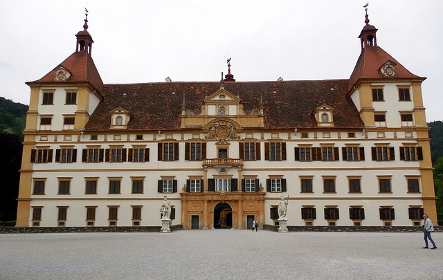 グラーツ市歴史地区とエッゲンベルグ城の画像1