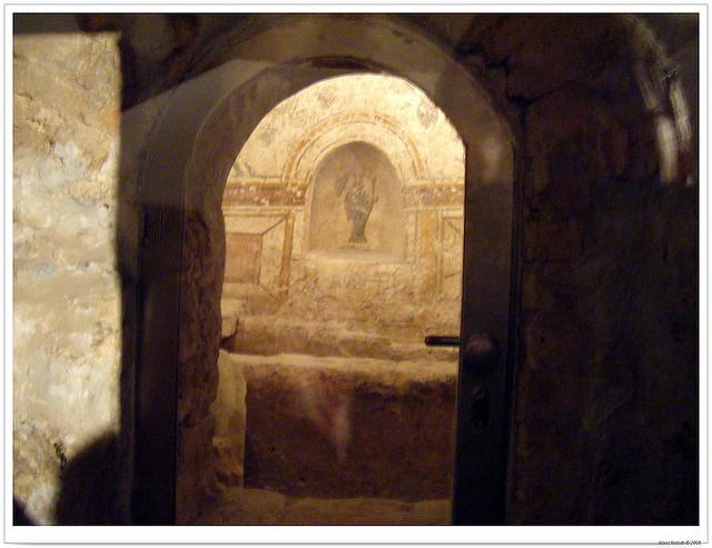 ペーチ(ソピアネ)にある初期キリスト教墓地遺跡の画像1