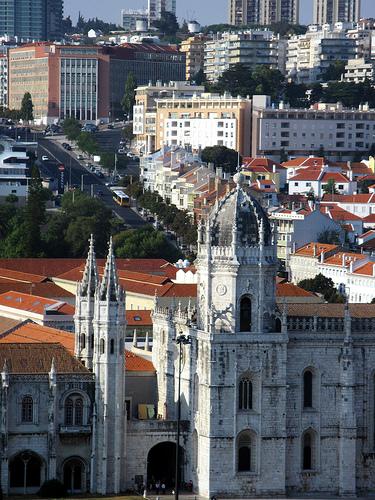 リスボンのジェロニモス修道院とベレンの塔の画像21