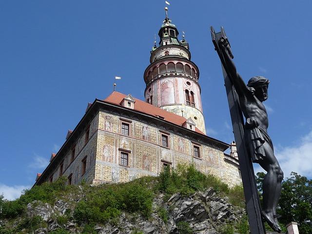 チェスキー・クルムロフ歴史地区の画像2