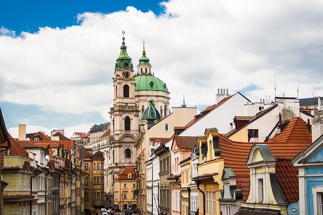 プラハ歴史地区の画像1