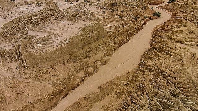 ウィランドラ湖群地域の画像1