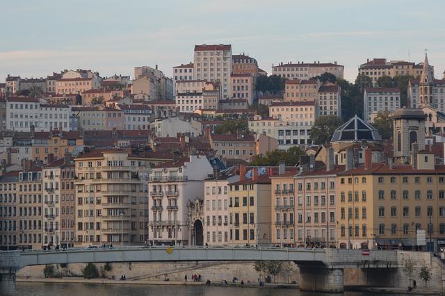 リヨン歴史地区の画像1