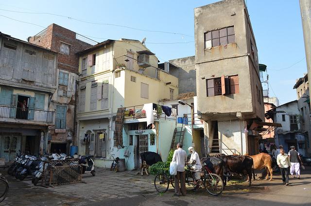 アフマダーバードの歴史都市の画像1