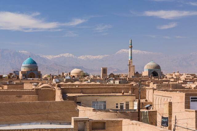 ヤズドの歴史都市の画像1