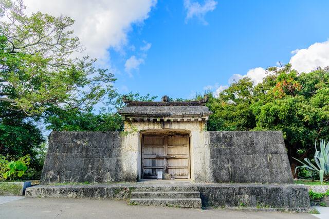 園比屋武御嶽石門の画像1