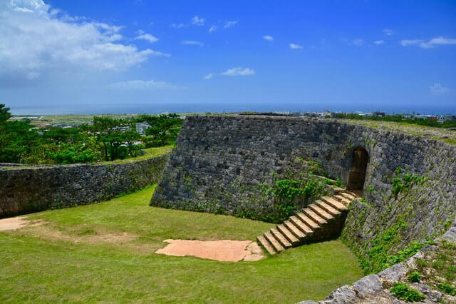 座喜味城跡の画像1