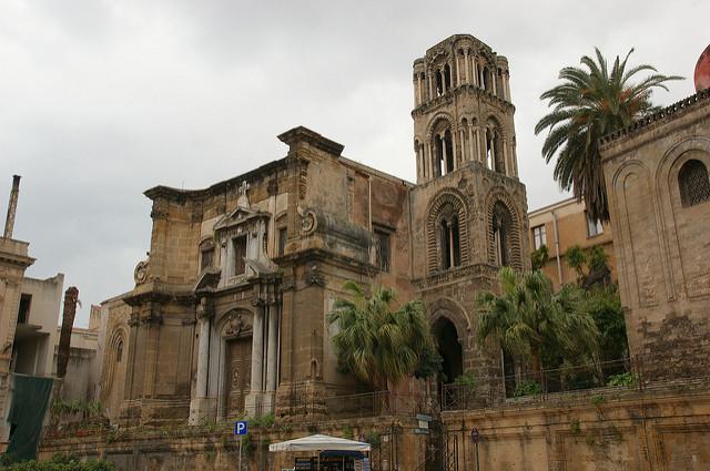 アラブ-ノルマン様式のパレルモおよびチェファルとモンレアーレの大聖堂の画像10