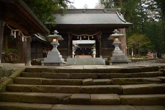 河口浅間神社の画像1