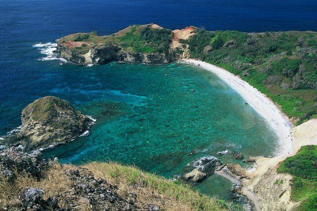 母島(一部地域)と周辺の岩礁等の画像1