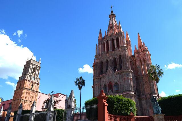 サン・ミゲルの要塞都市とヘスス・デ・ナサレノ・デ・アトトニルコの聖地の画像1