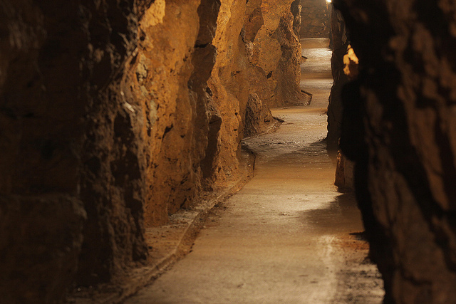 タルノフスキェ・グルィの鉛・銀・亜鉛鉱山とその地下水利システムの画像1