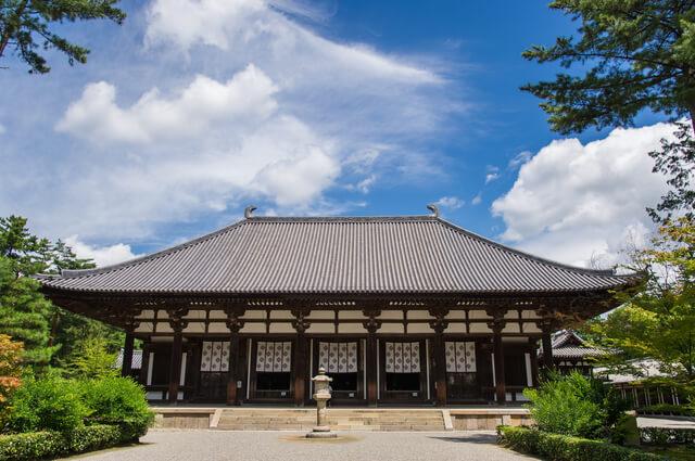 唐招提寺の画像1