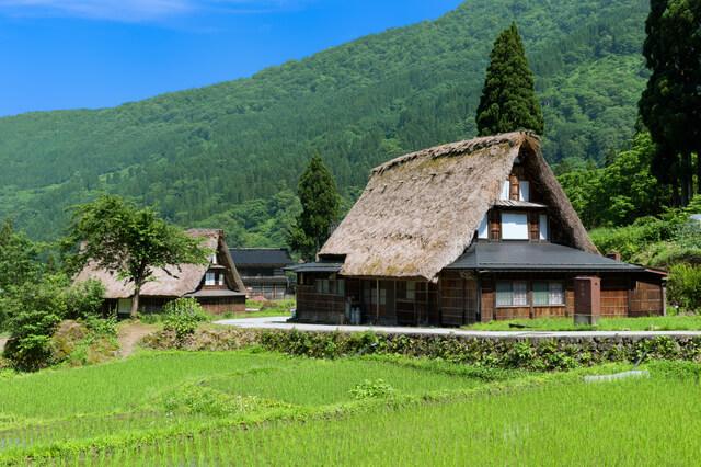 相倉集落の画像1