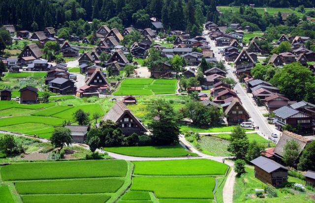 荻町集落の画像1