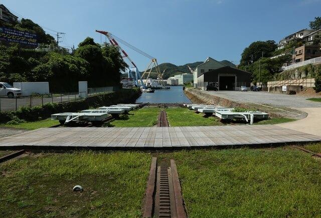 小菅修船場跡の画像1