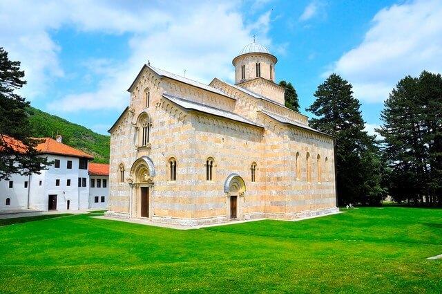 コソヴォの中世建造物群の画像2