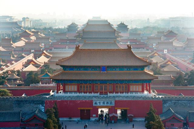 北京と瀋陽の故宮の画像9