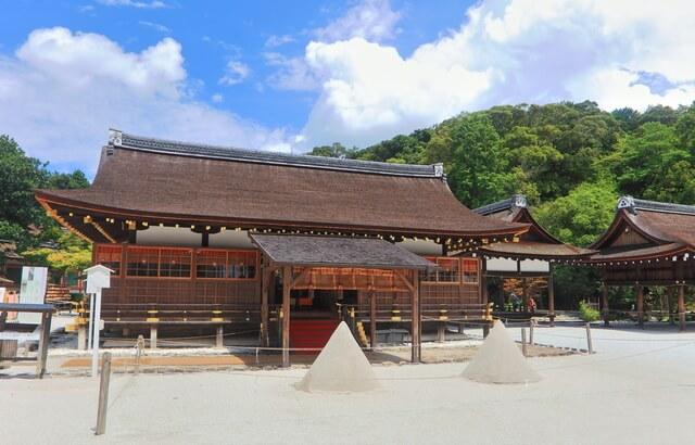 賀茂別雷神社(上賀茂神社)の画像3