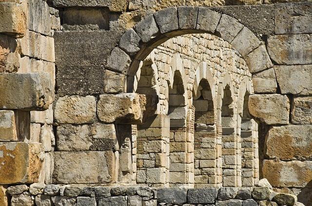 ヴォルビリスの古代遺跡の画像1