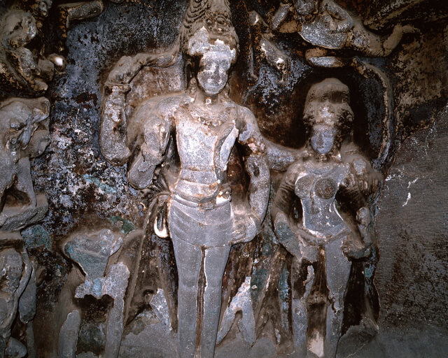 エローラ石窟群の画像5