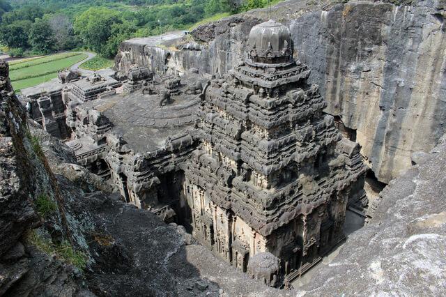 エローラ石窟群の画像6