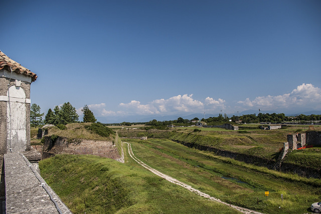 ヴェネツィア共和国の防衛施設群(16-17世紀):スタート・ダ・テッラと西スタート・ダ・マールの画像4