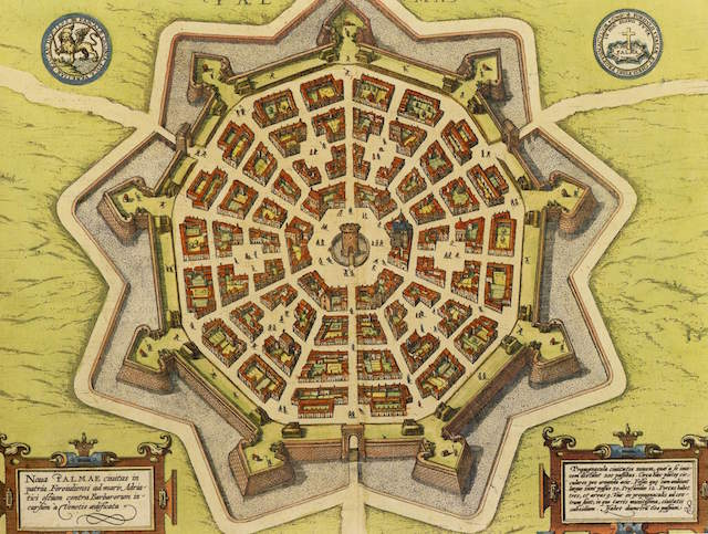 ヴェネツィア共和国の防衛施設群(16-17世紀):スタート・ダ・テッラと西スタート・ダ・マールの画像5