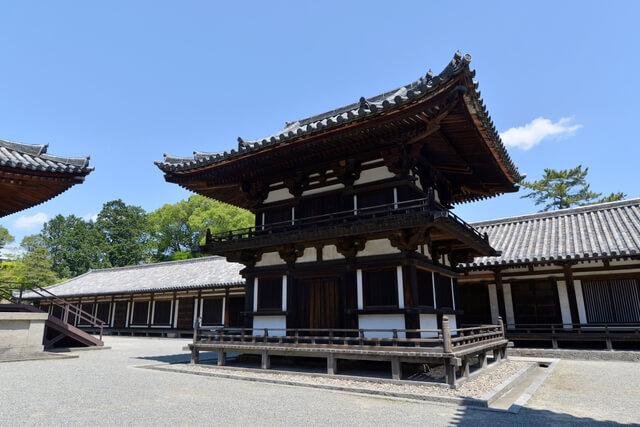 唐招提寺の画像3
