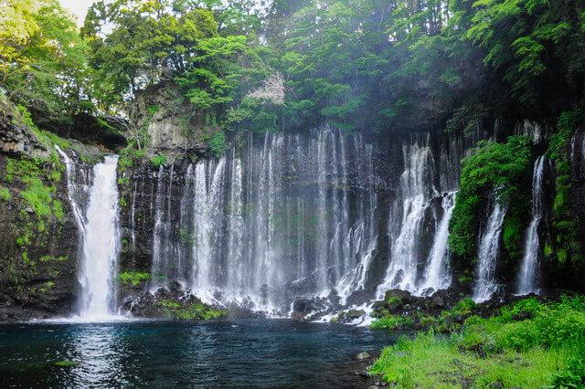 白糸ノ滝の画像2