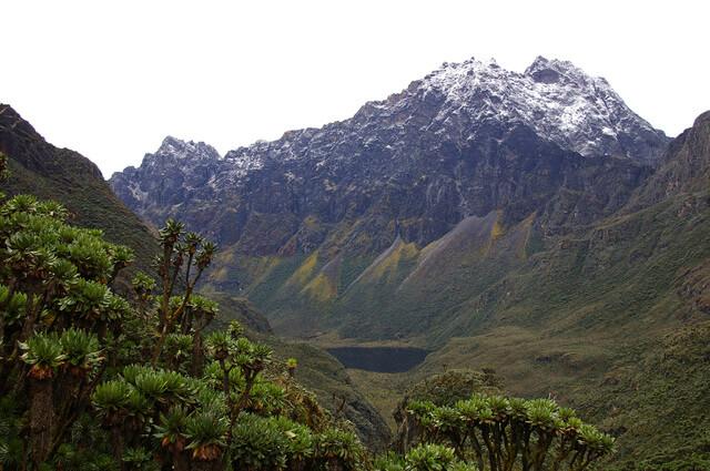 ルウェンゾリ山地国立公園の画像1