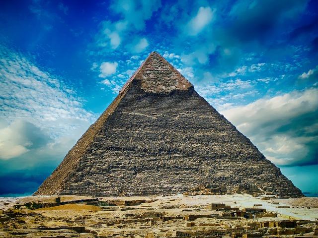 メンフィスとその墓地遺跡-ギーザからダハシュールまでのピラミッド地帯の画像4
