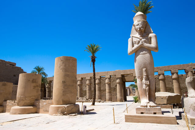 古代都市テーベとその墓地遺跡の画像1