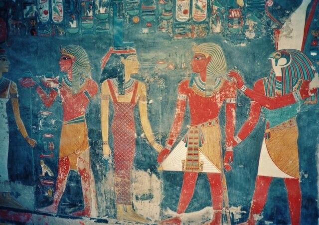 古代都市テーベとその墓地遺跡の画像14
