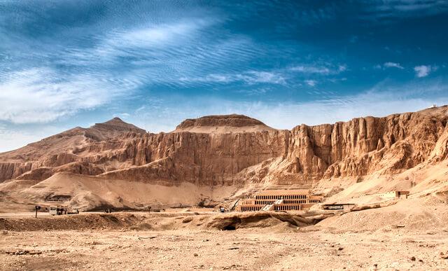 古代都市テーベとその墓地遺跡の画像13