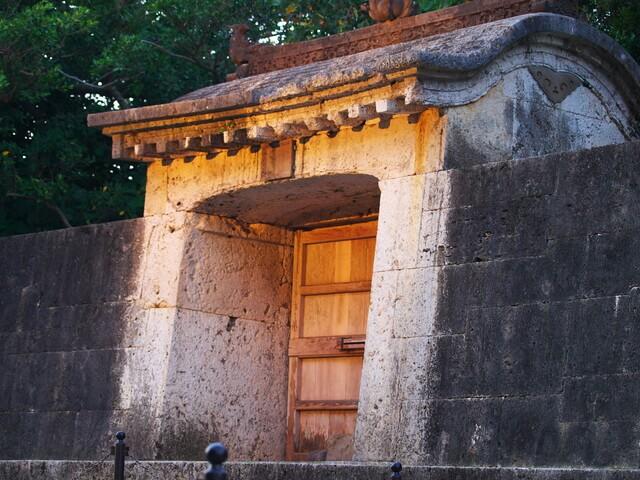 園比屋武御嶽石門の画像2