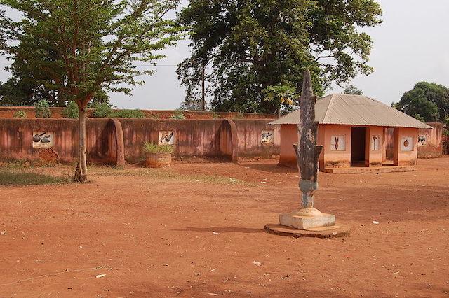 アボメイの王宮群の画像1
