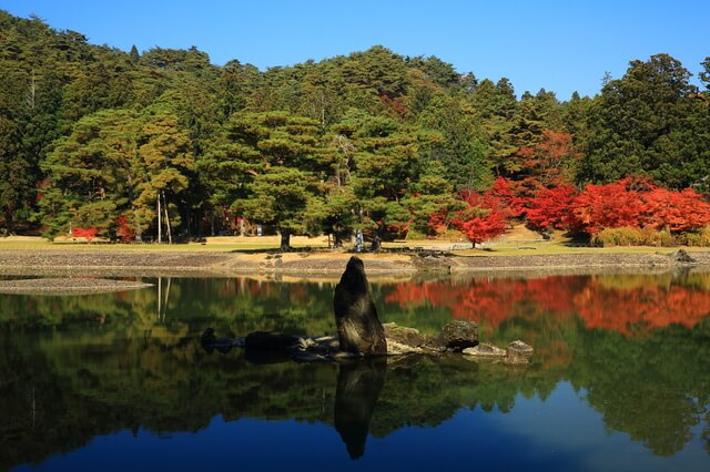 平泉-仏国土(浄土)を表す建築・庭園及び考古学的遺跡群-の画像7