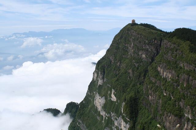 峨眉山と楽山大仏の画像3