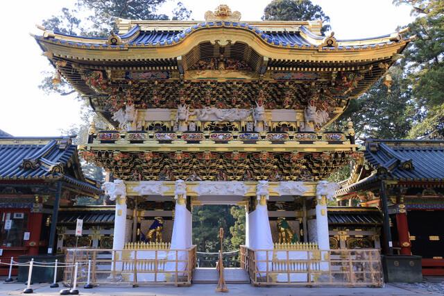 日光の社寺の画像1