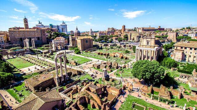 ローマ歴史地区、教皇領とサン・パオロ・フオーリ・レ・ムーラ大聖堂の画像3