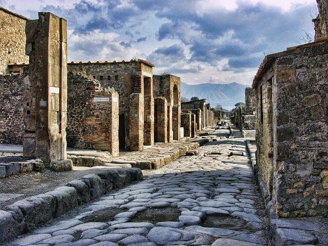 ポンペイ、エルコラーノ、トッレ・アヌンツィアータの考古地域の画像4