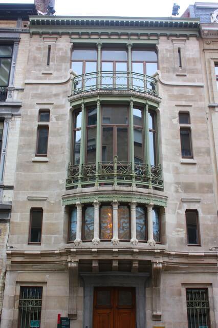 建築家ヴィクトール・オルタによる主な邸宅群(ブリュッセル ...
